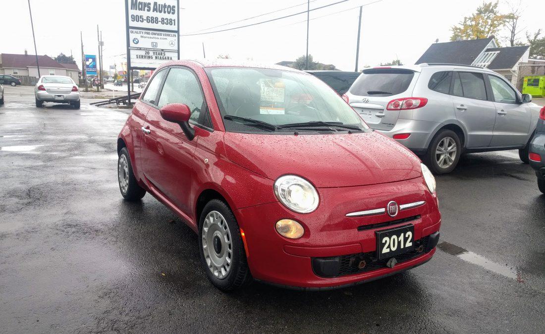 2012 Fiat