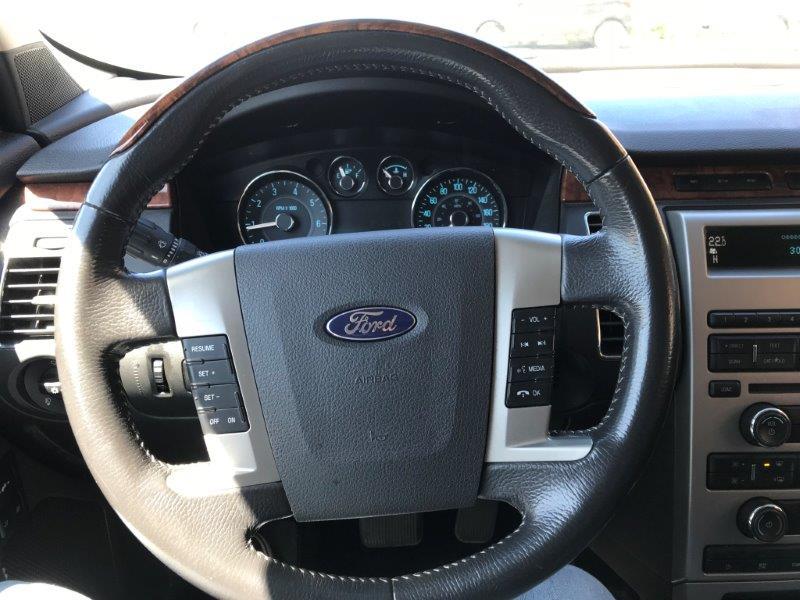 2009 Ford Flex13