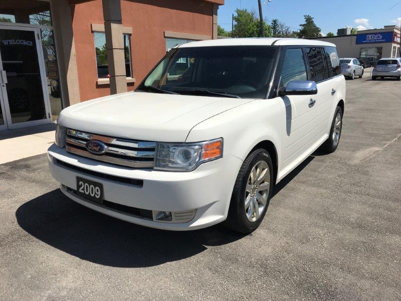 2009 Ford Flex3