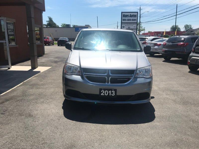 2013 Dodge Grand Caravan2
