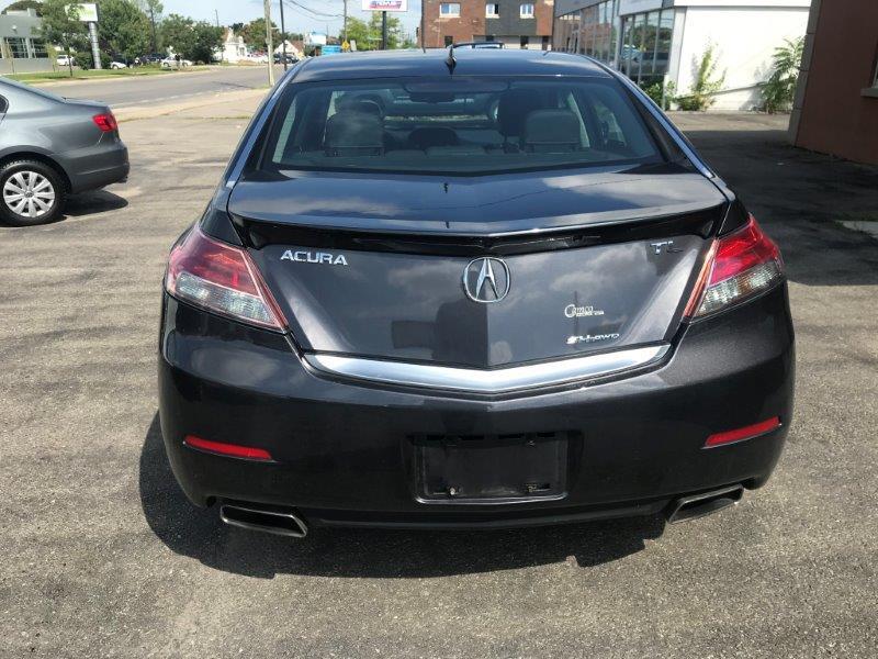 2012 Acura TL6