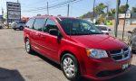 2014 Red Caravan