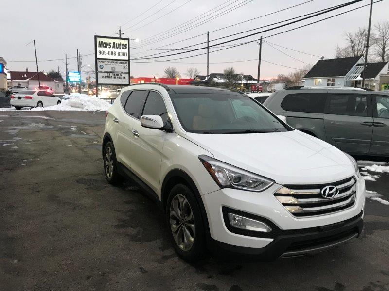 2016 Hyundai Santa Fe5
