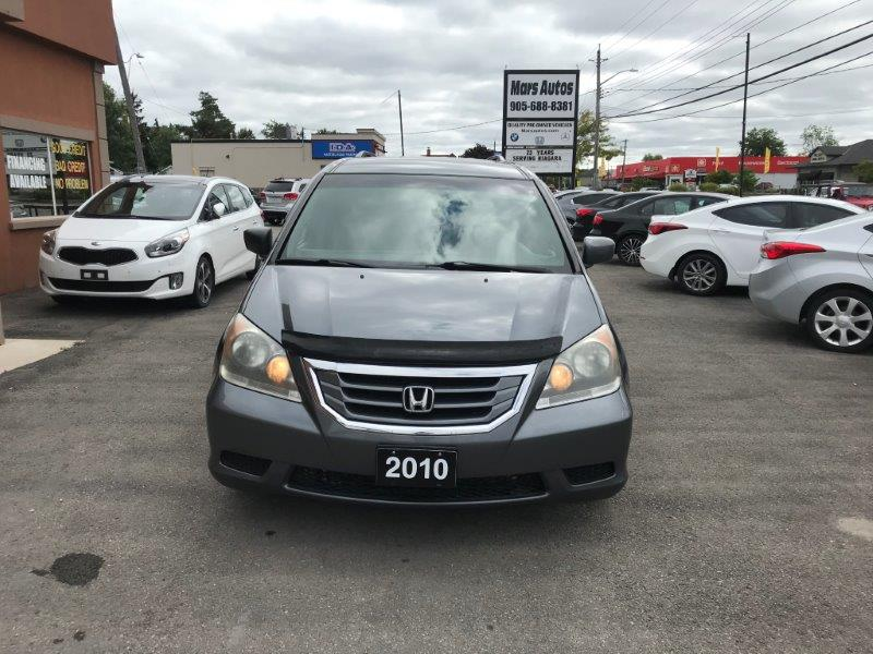2010 Honda Odyssey2