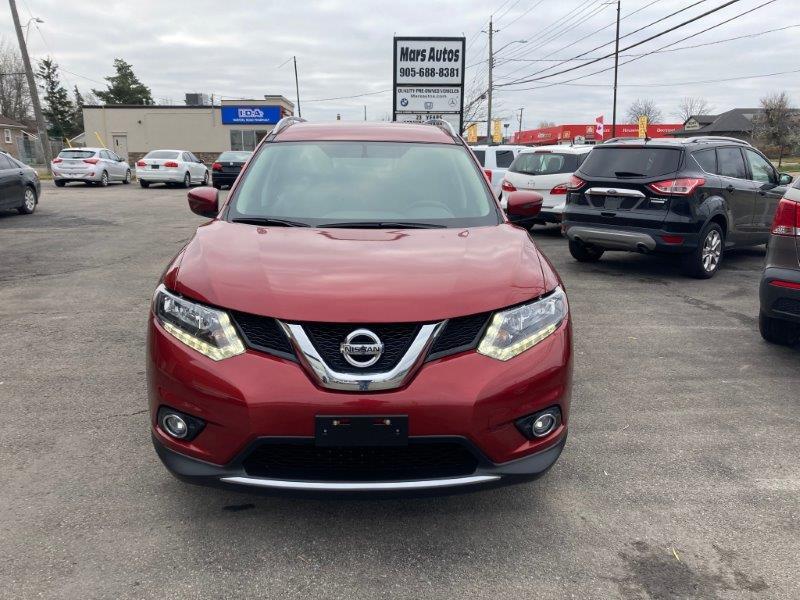 2016 Nissan Rogue2