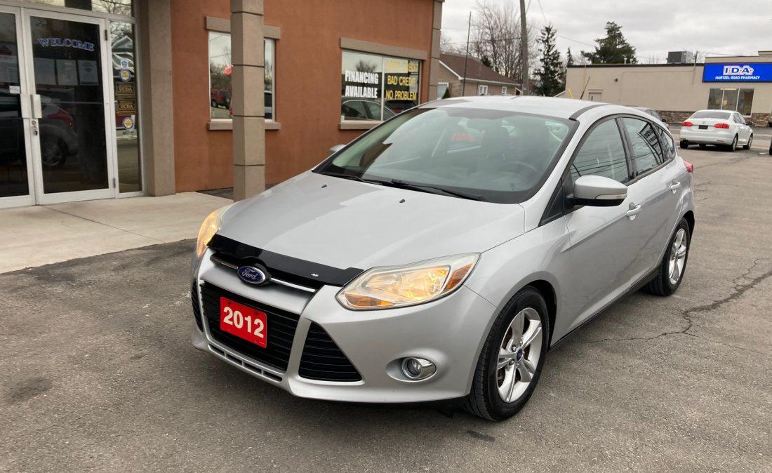 2012 Ford Focus3