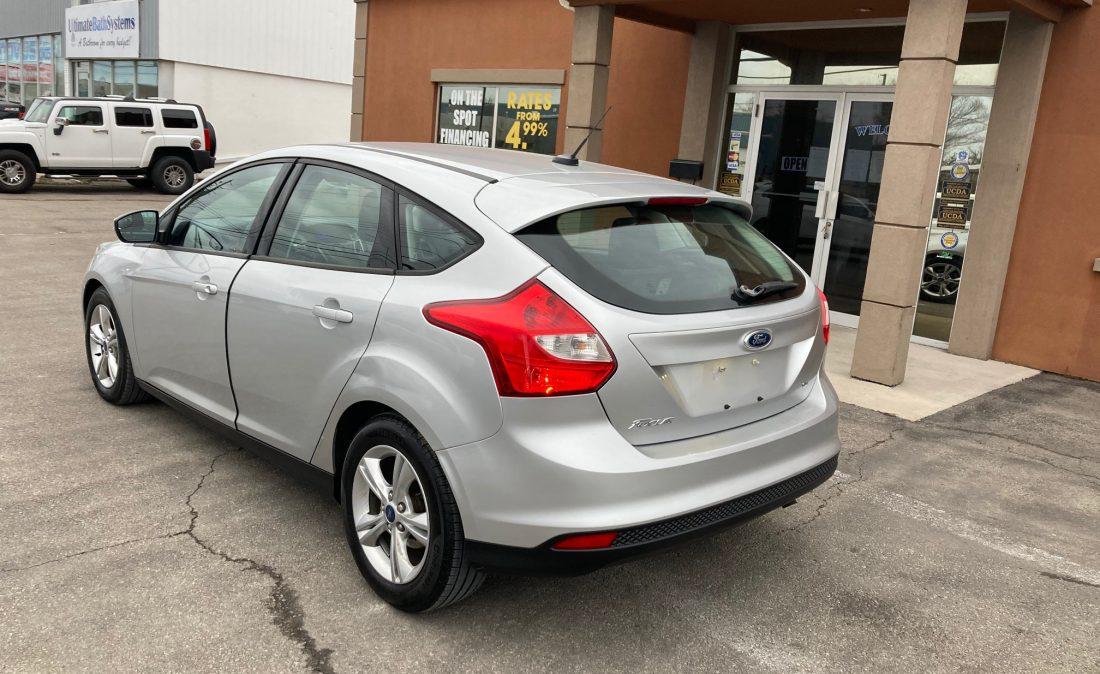 2012 Ford Focus5