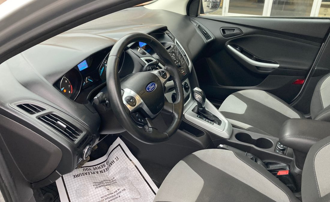 2012 Ford Focus9