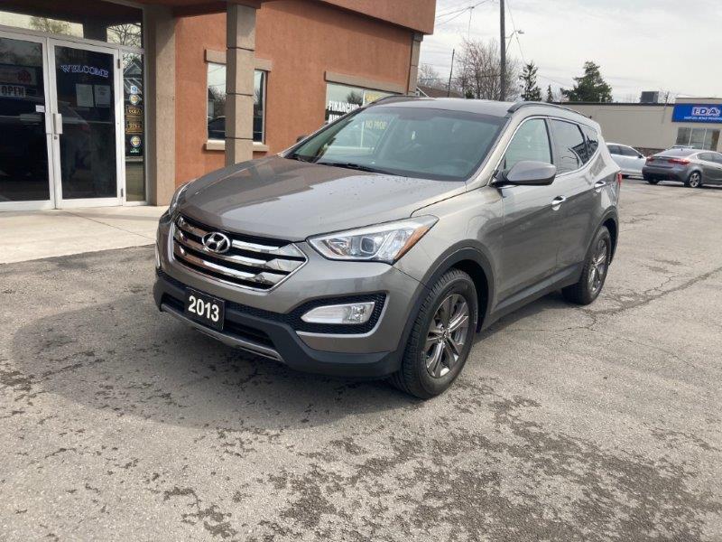 2013 Hyundai Santa Fe3
