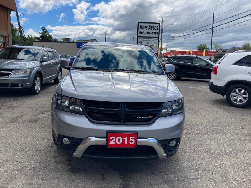 2015 Dodge Journey CR2